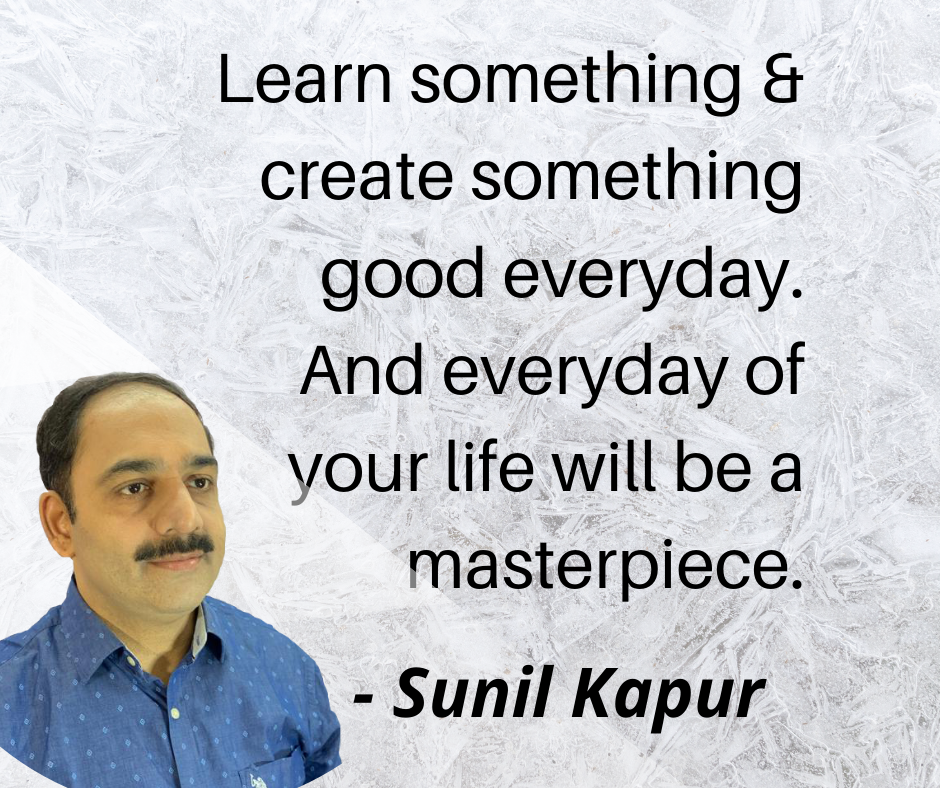 sunil kapur quotes