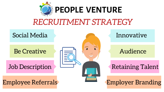 8 Basic Recruiting Strategies For a Tight Talent Market