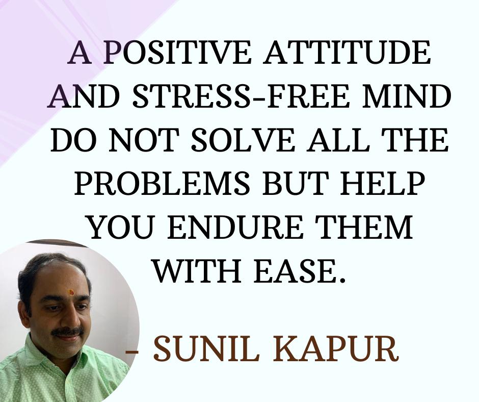 Sunil Kapur Public speaker