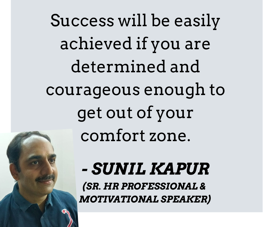 Sunil Kapur Motivational Speaker