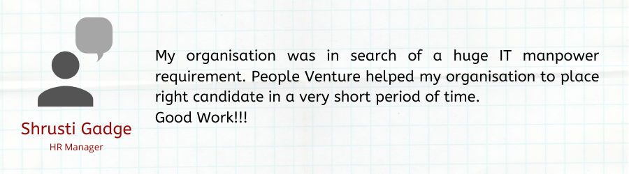 people venture placement consultancy service testimonial