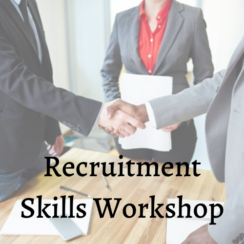 Recruitment Skill Workshop in thane, mumbai and navi mumbai