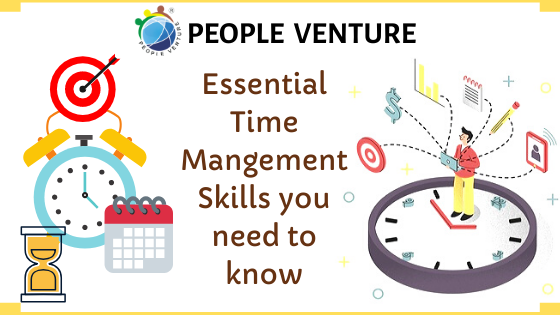 9 Essential Time Management Skills to Achieve Goals